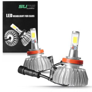 Kit Lampada Super Led Milha Corolla 2017 2018 H11 6000k