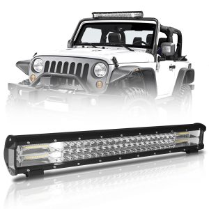 Farol auxiliar barra com 180 leds 324w Off-Road