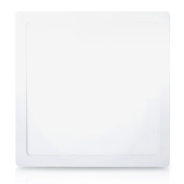 Painel Plafon Luminária 24w Led Slim 6000k