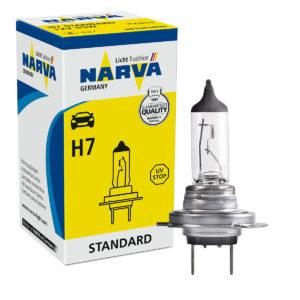 LAMPADA HALOGENA H7