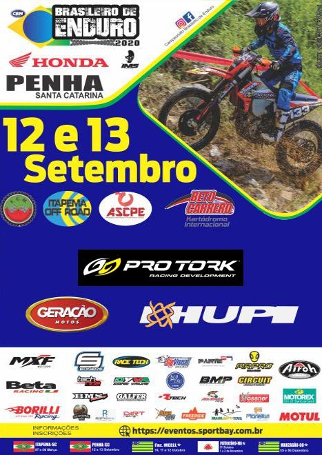 3ª e 4ª Etapas do Campeonato Brasileiro de Enduro