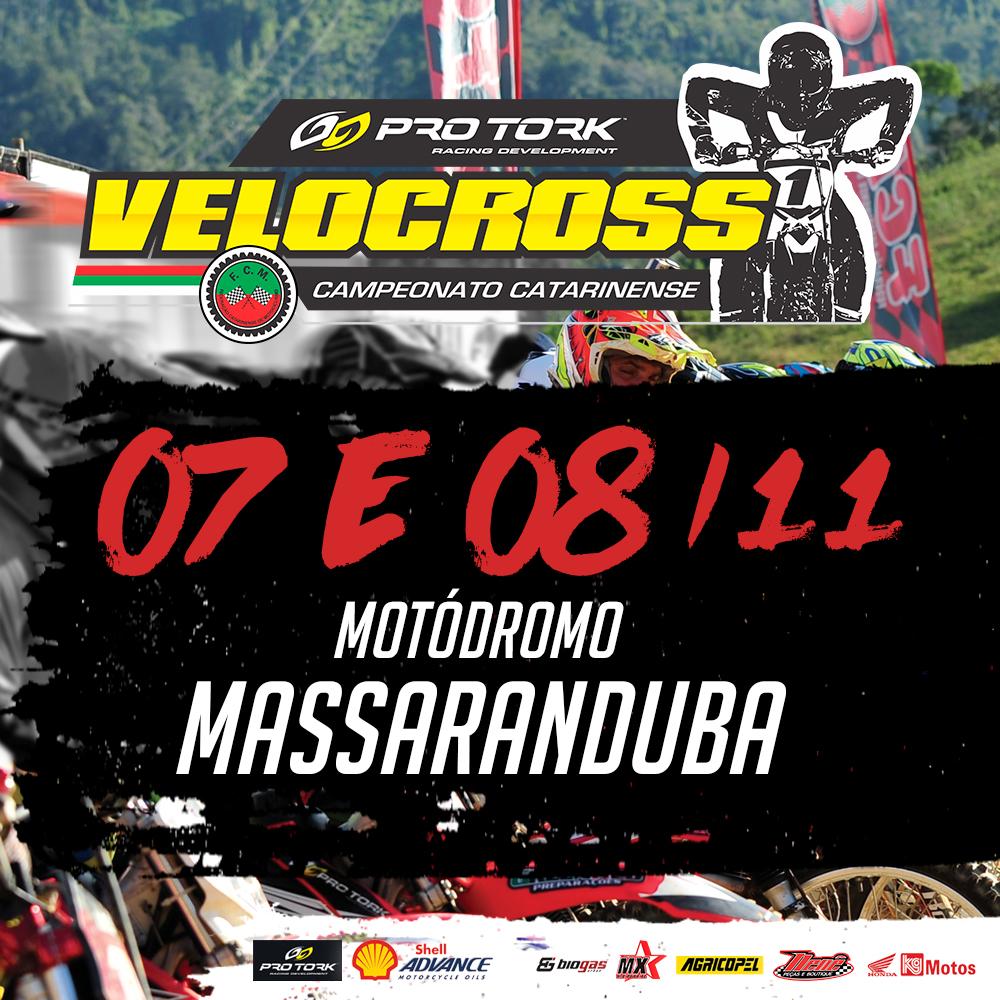 2ª Etapa Campeonato Catarinense de Velocross