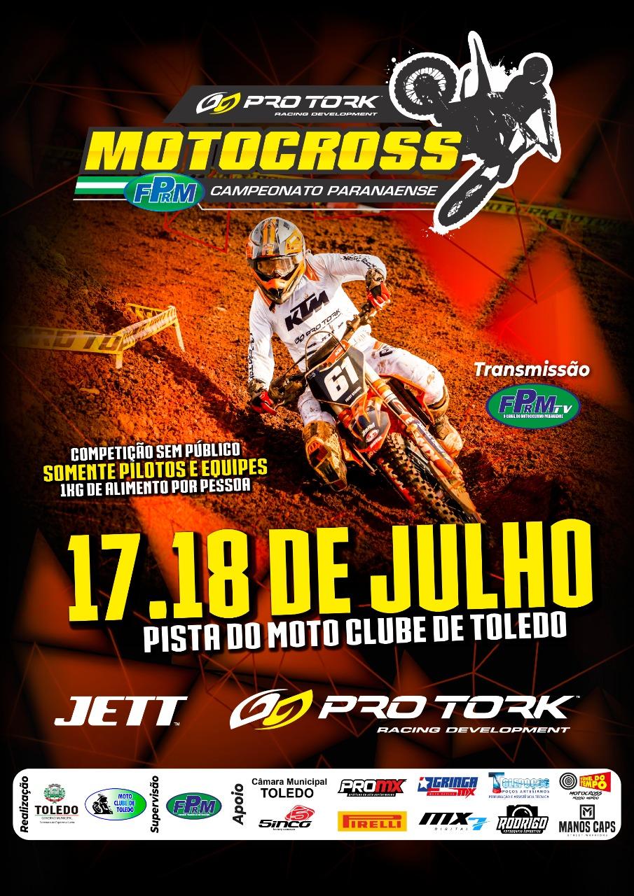 2ª Etapa Paranaense de Motocross - Toledo