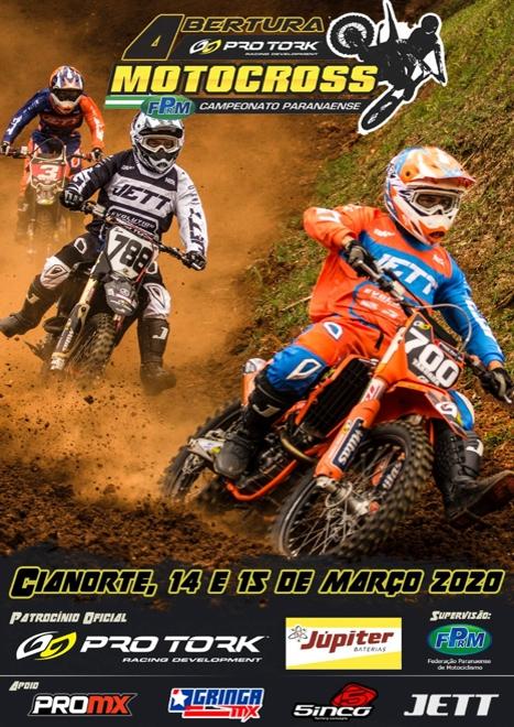 Campeonato Paranaense de Motocross 2020